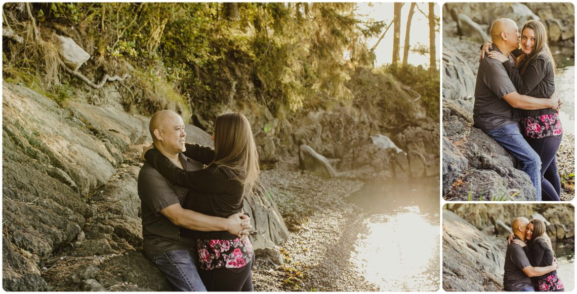 Stephanie Walls Photography 1127 scaled Washington Park Anacortes Engagement with Richie and Kelsey