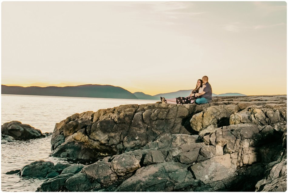 Stephanie Walls Photography 1147 950x636 Washington Park Anacortes Engagement with Richie and Kelsey