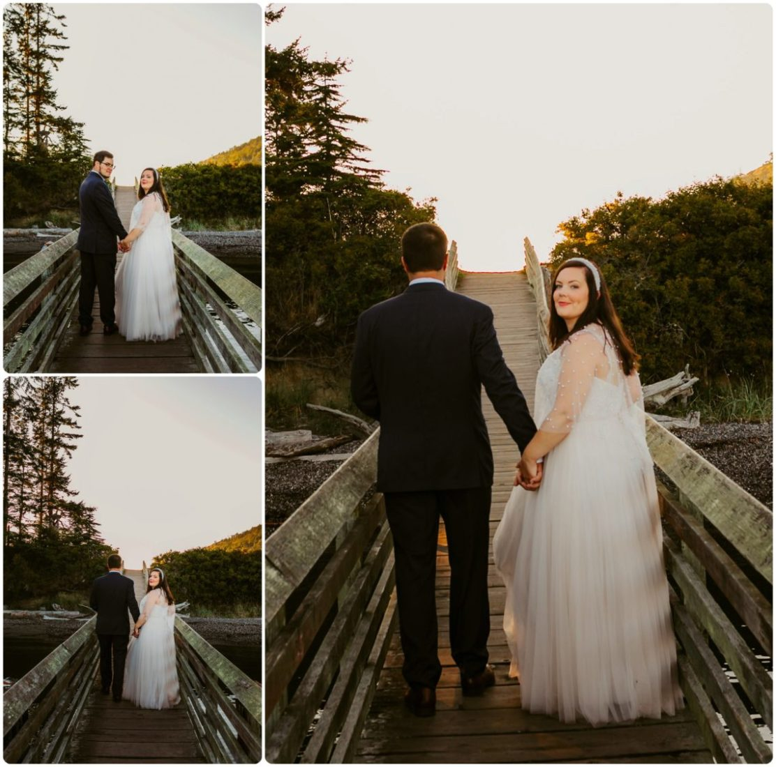 Stephanie Walls Photography 1196 scaled Summer Deception Pass Elopement at Rosario Beach | Jacinda & Trevor