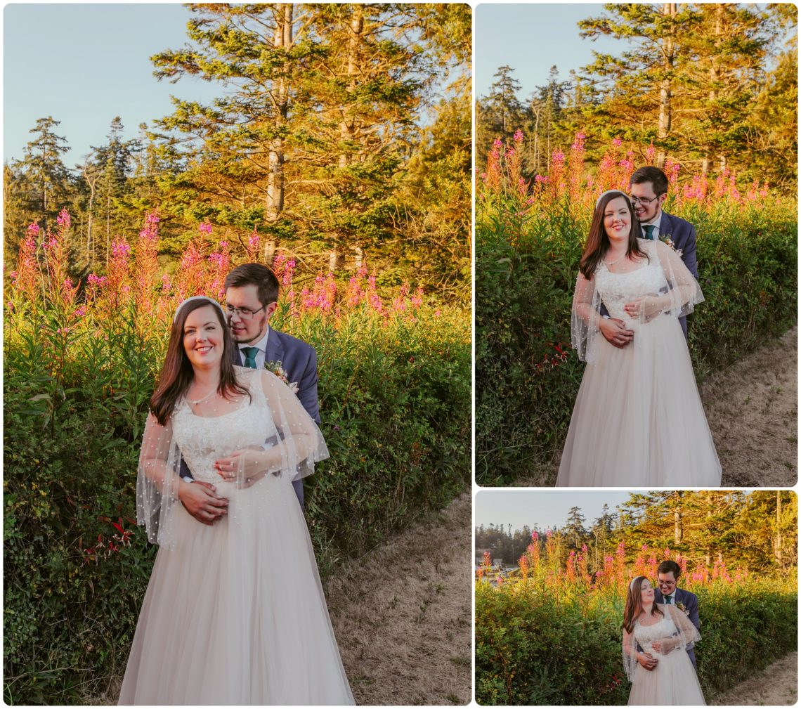 Stephanie Walls Photography 1197 scaled Summer Deception Pass Elopement at Rosario Beach | Jacinda & Trevor