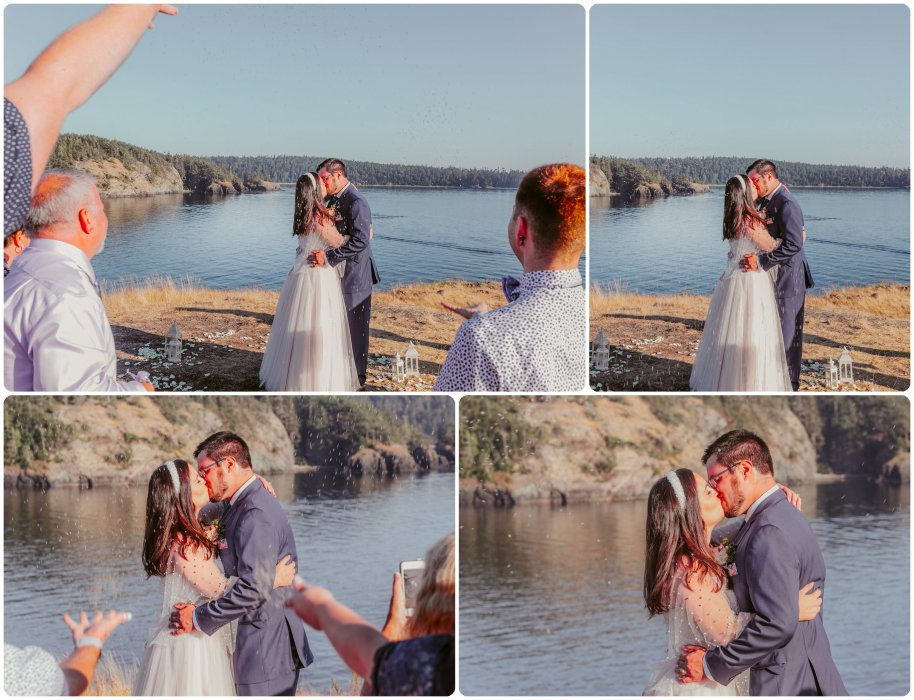 Stephanie Walls Photography 1213 914x700 Summer Deception Pass Elopement at Rosario Beach | Jacinda & Trevor