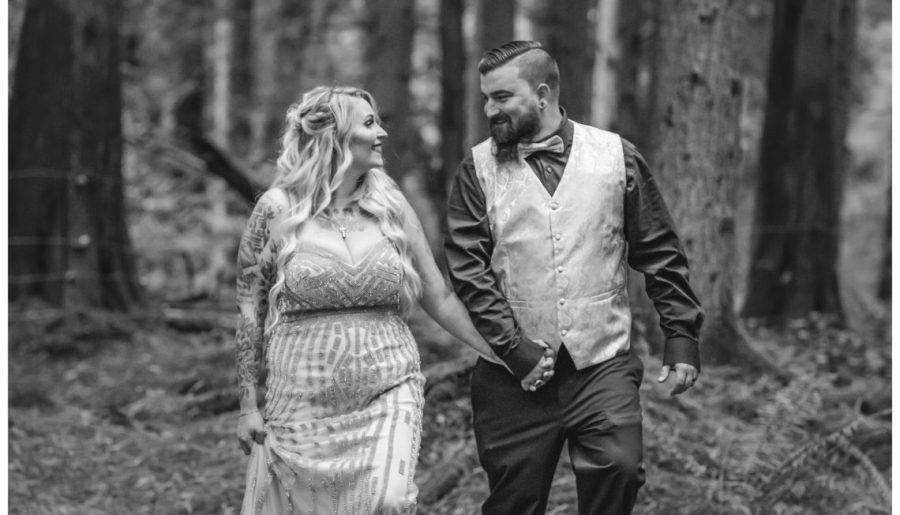 The Emerald Forest Elopement | Alicia & Glen