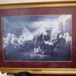 Trumbull Signing of Declaration
