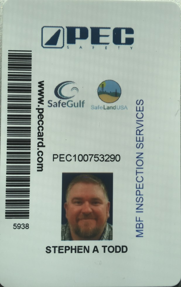 Nccer Certification Card Giftsite
