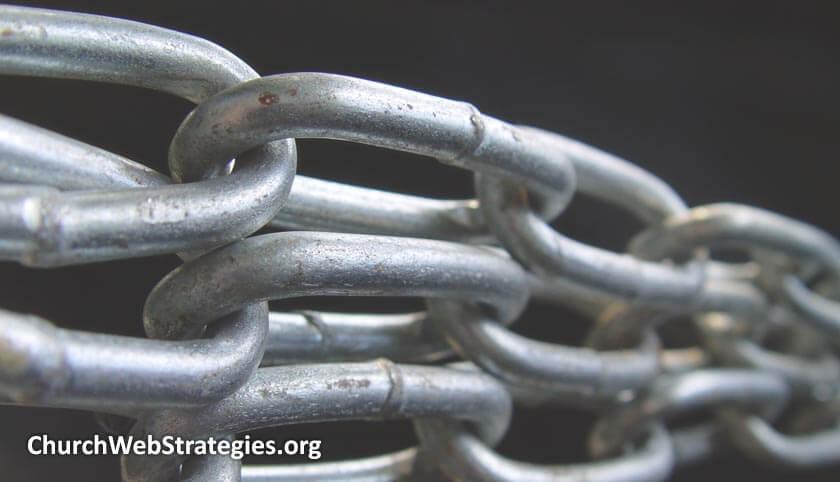 Helping the Weak Links in Digital Ministry
