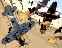Battle britain comic