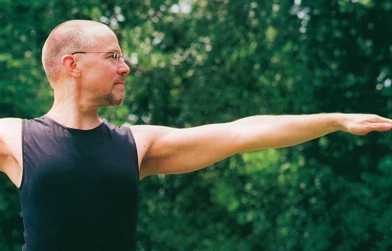 Stephen Cope Warrior 2