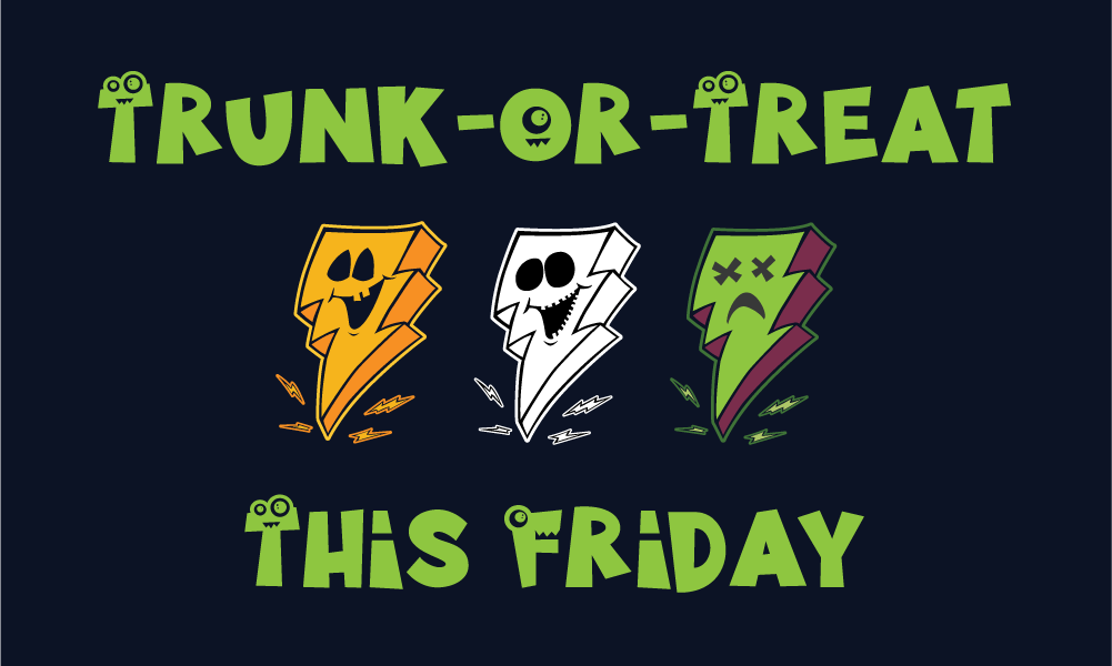 Trunk or treat friday