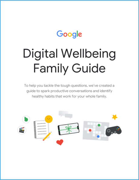 Digital Well Being Guide