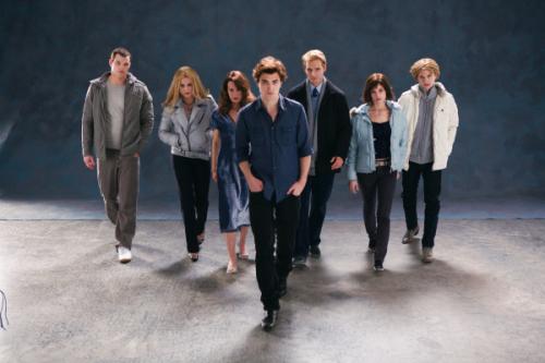 Cullens Walking