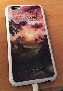 Journeys in Kallisor iPhone Case