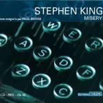 Misery en audiobook