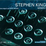 Misery en audiobook