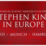Stephen King en France - à Paris en 2013