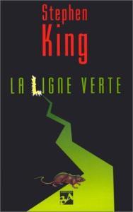 La ligne verte stephen king couverture