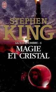 Magie et Cristal stephen king couverture