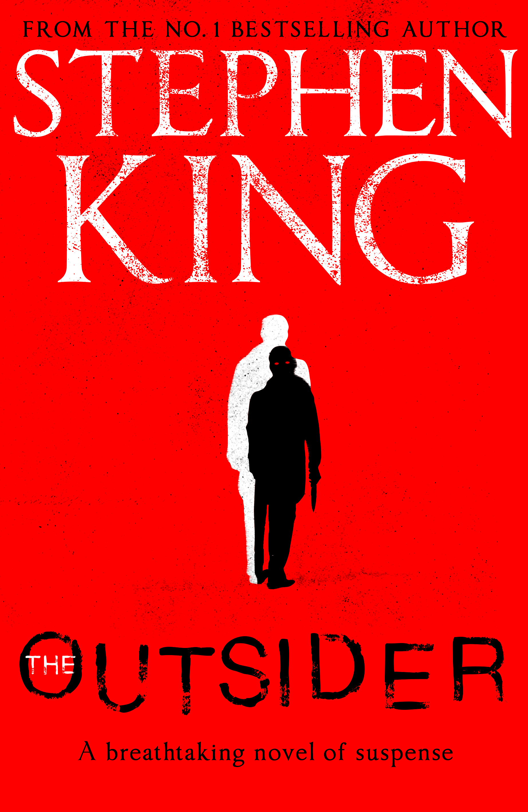 The Outsider Couverture