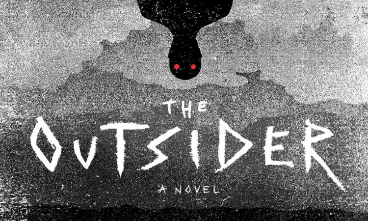 The Outsider Couverture 2