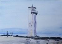 southerness lighthouse, scotland