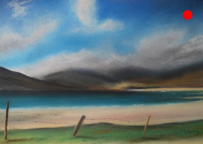 Isle of Harris, Horgabost Beach Scotland