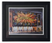 Barrowland Ballroom Glasgow Framed Print