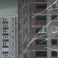 Sighthill Tower Block Stephen Murray Art