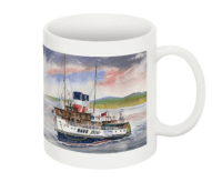 Waverley Mug Stephen Murray Art