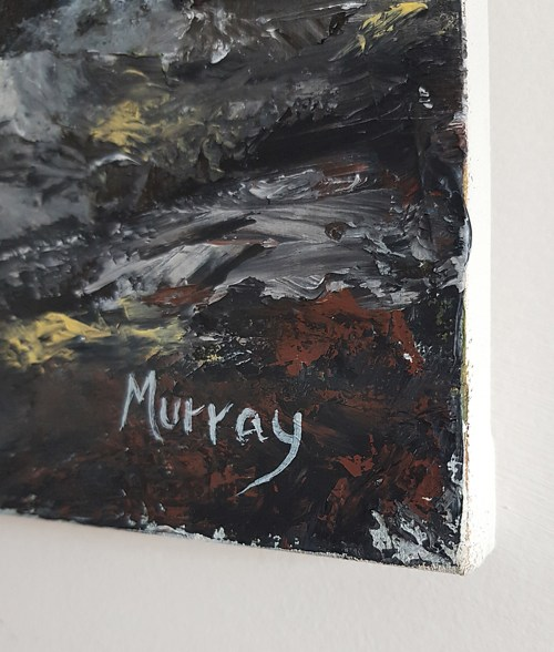 Loch-Lomond Stephen Murray Art