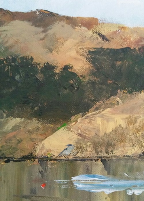 Loch Leven Stephen Murray Art