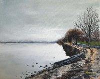 Stephen Murray art - Loch Lomond Balloch