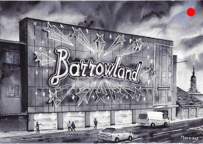 Glasgow Barrowlands