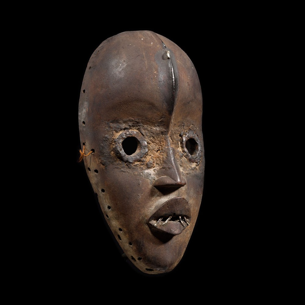 Dan Mask James Stephenson African Art