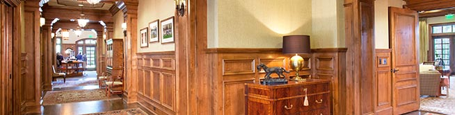 Stephenson Millwork Company, Inc. - Private Club Construction Services in VA, SC, NC & Beyond