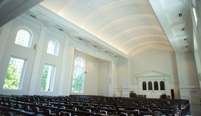 Stephenson Millwork Company, Inc. - Worship Facility Millwork for the Carolinas & Beyond