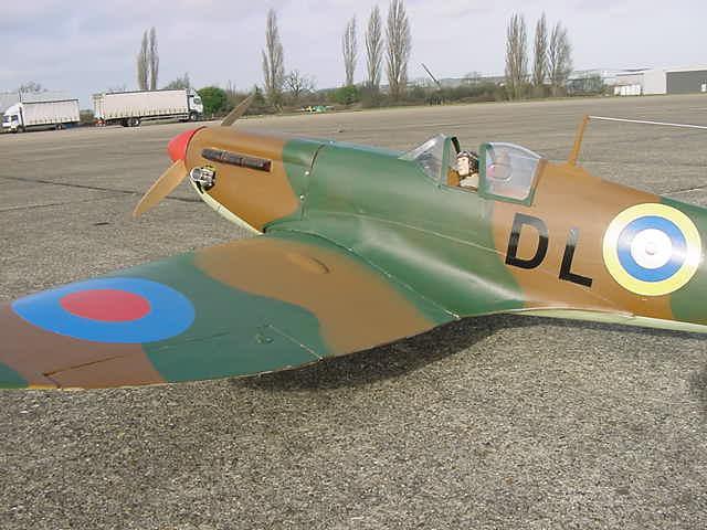 spitfire 8