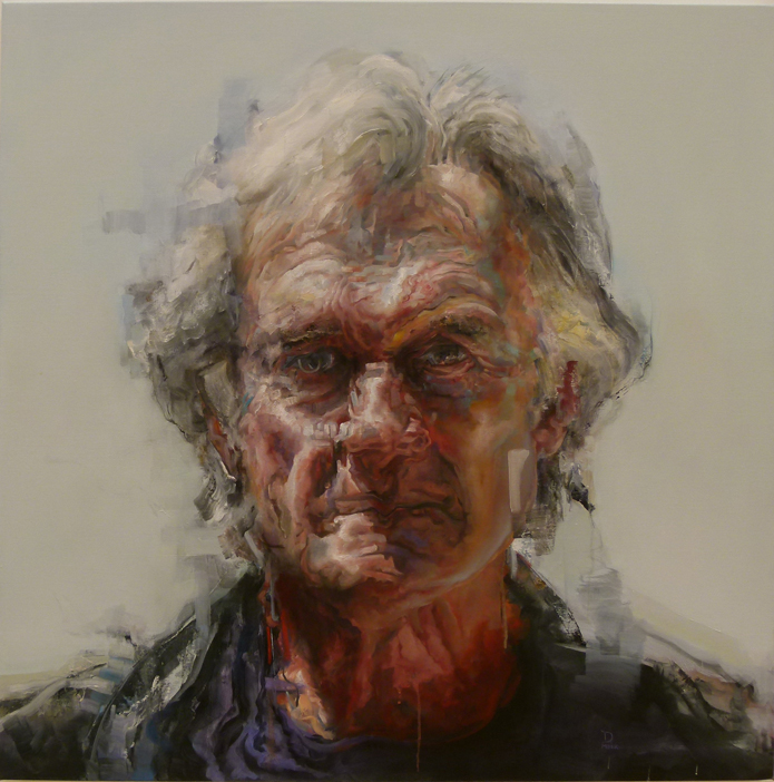 Large Heads Stephen W Douglas Artist