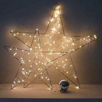 notonthehighstreet-lattice-fairy-light-stars