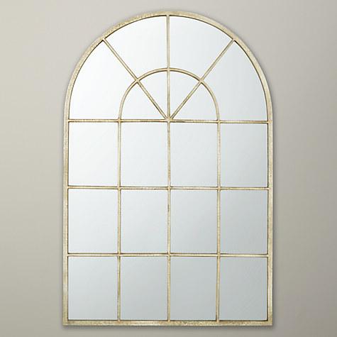 gold window mirrow - john lewis