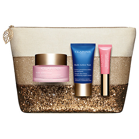 Clarins Multi-Active Skincare Gift Set