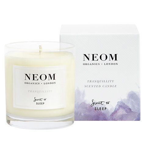 Neom Organics London Tranquility Standard Candle