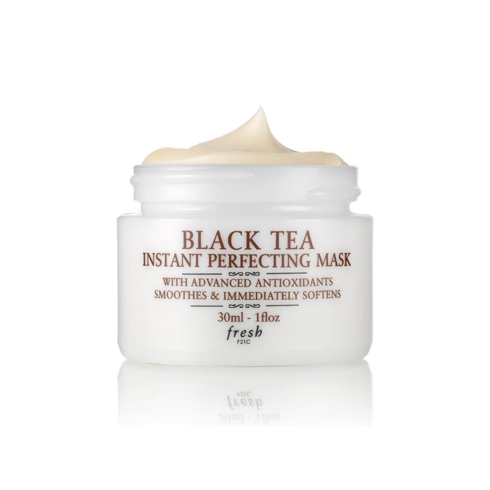 BuyFresh Black Tea Instant Perfecting Mask, 30ml Online at johnlewis.com BuyFresh Black Tea Instant Perfecting Mask, 30ml Online at johnlewis.com Fresh Black Tea Instant Perfecting Mask