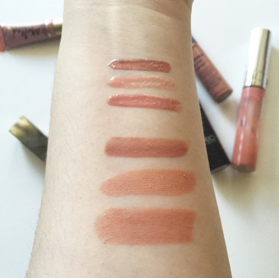 Neutral Swatches