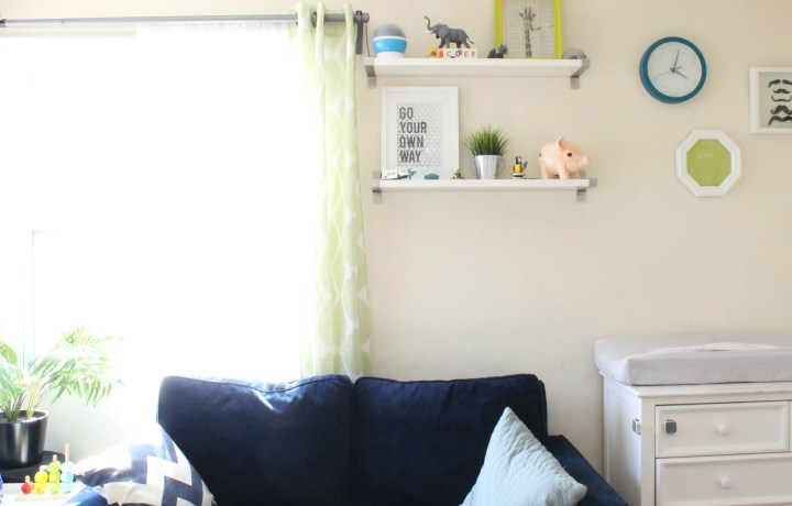 Talmadge Toddler Bedroom by Steph Piontkowski Interiors