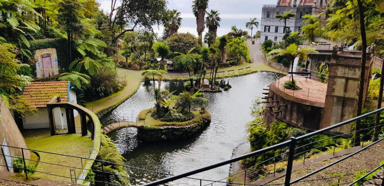 Monte Palace Garden Stephylately