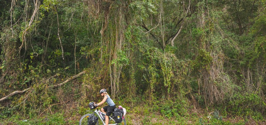Is it safe to cycle in Mexico?