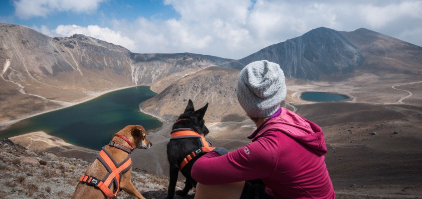 Nevado de Toluca – perfect place to combine hiking and cycling