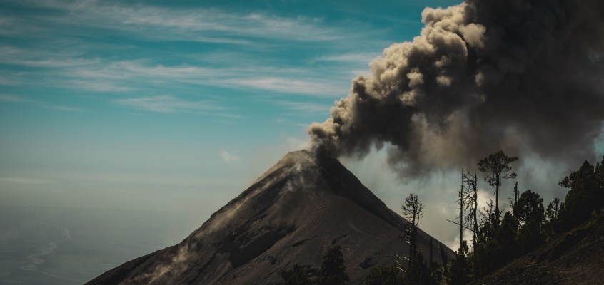 Hiking Acatenango volcano in Guatemala without a guide – practical tips