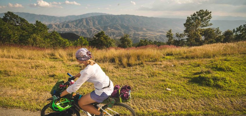 What a girl wants, what a girl needs –  Bike touring woman packing list