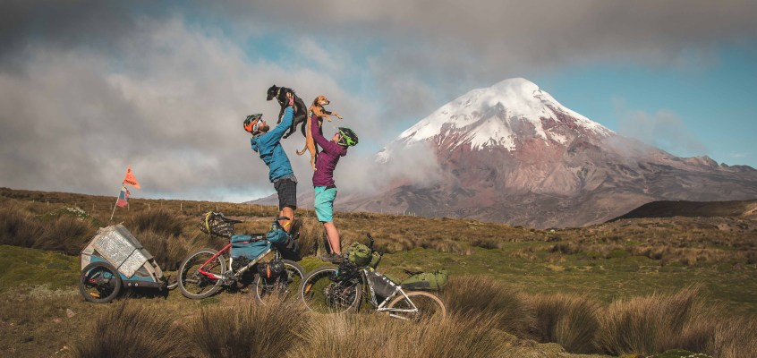 Bikepacking TEMBR in Ecuador 2 – Volcanoes