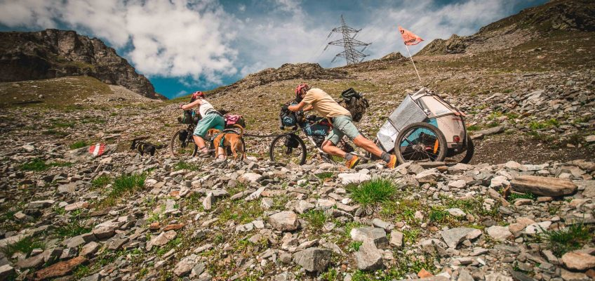 Why biketouring in Europe will never be the same as before for us?
